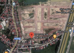 Cần bán lô dãn dân tại Tam Tầng - Quang Châu -2mặt tiền ❌❌❌