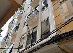 Giật mình! Căn nhà đẹp Thanh Xuân, Hà Nội, DT 45m2 x 7 tầng, Mt 5m – ô tô vào nhà