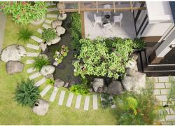 Chuyên thiết kế biệt thự sân vườn tại thị xã Phú Mỹ đầy đủ phong cách hiện đại và cổ điển