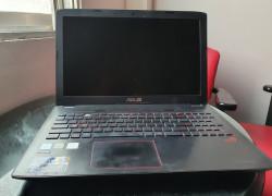 Laptop Gaming Asus GL552VX (i7 6700HQ, RAM 24G, SSD 512G)