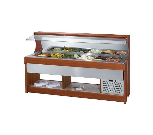 Tủ bầy salad bar  FM-P2250FL6